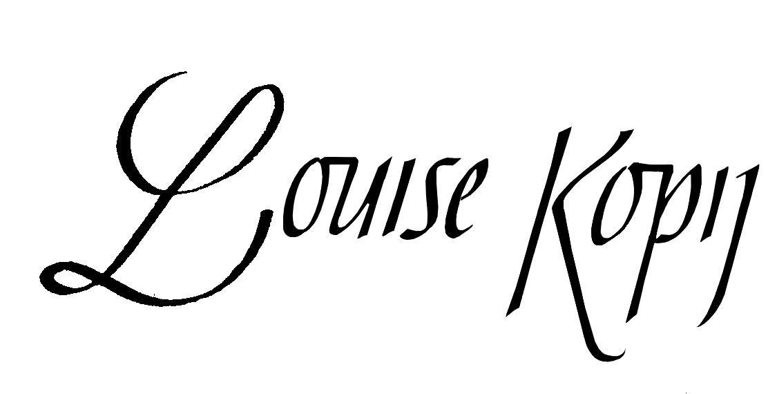 Louise Kopij logo
